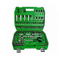 Комплект набор инструментов в машину INTERTOOL + набор ударных отверток 2 в 1
