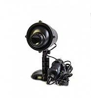 Новогодний уличный лазерный проектор X-Laser XX-XZ-2004 Черный kr22, КОД: 1326750