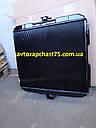 Радиатор Газ 33104  Валдай 2-х рядный, медный (производитель Оренбург), фото 3