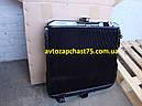 Радиатор Газ 33104  Валдай 2-х рядный, медный (производитель Оренбург), фото 5
