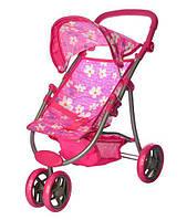 Коляска для куклы Kronos Toys 9671 60 x 51 x 36 см Розовый int9671, КОД: 961697