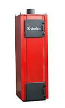 Amica Time (Амика Тайм) Стальной котел твердотопливный длительного горения мощностью 60 квт