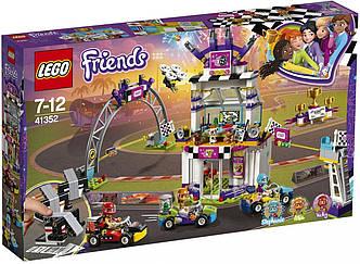 LEGO Friends Велика гонка Большая гонка 41352 Лего Данія