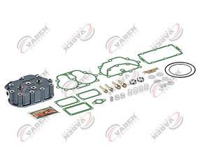 Головка компрессора в сборе VOLVO FL7 FL10 FL12 F10 F12 F16 NL10
