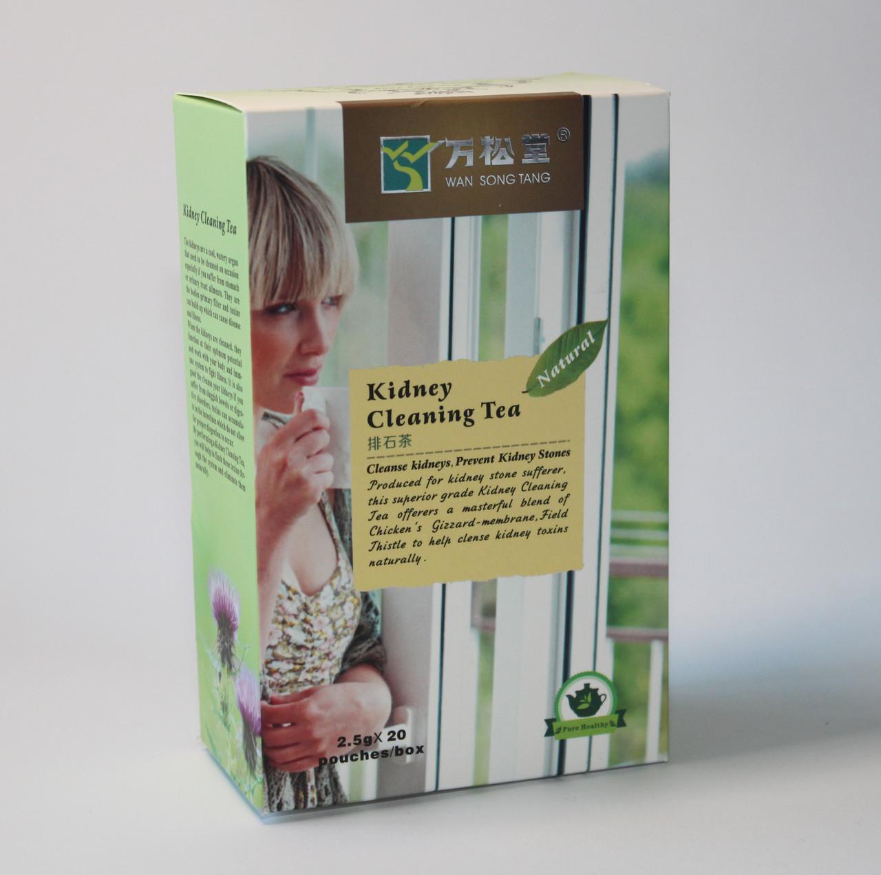 Нирковий китайський чай Kidney Cleaning Tea
