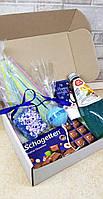 Подарочный набор, подарок любимой девушке, женщине, жене, подруге, сестре, маме, бабушке Бирюзовый