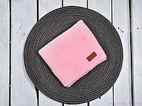 Детский снуд, розового цвета, фото 1