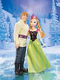 Disney Frozen Анна и Кристофф Замороженные  Anna and Kristoff Doll, 2-Pack, фото 2