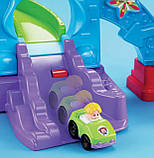 Fisher-Price парк развлечений Little People эко упаковка Loops n Swoops Amusement Park, фото 5