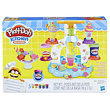 PLAY-DOH набор Фабрика мороженого  Kitchen Creations Swirl 'n Scoop Ice Cream, фото 2