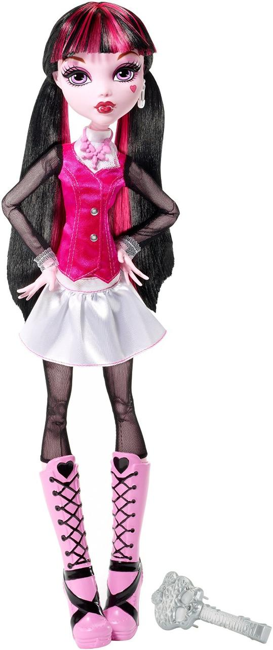Monster High большая Дракулаура 43см Draculaura Doll Frightfully Tall Ghouls
