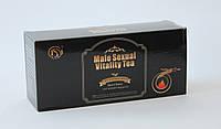 Урологічний чай для сечостатевої системи Male sexual vitality tea, фото 1