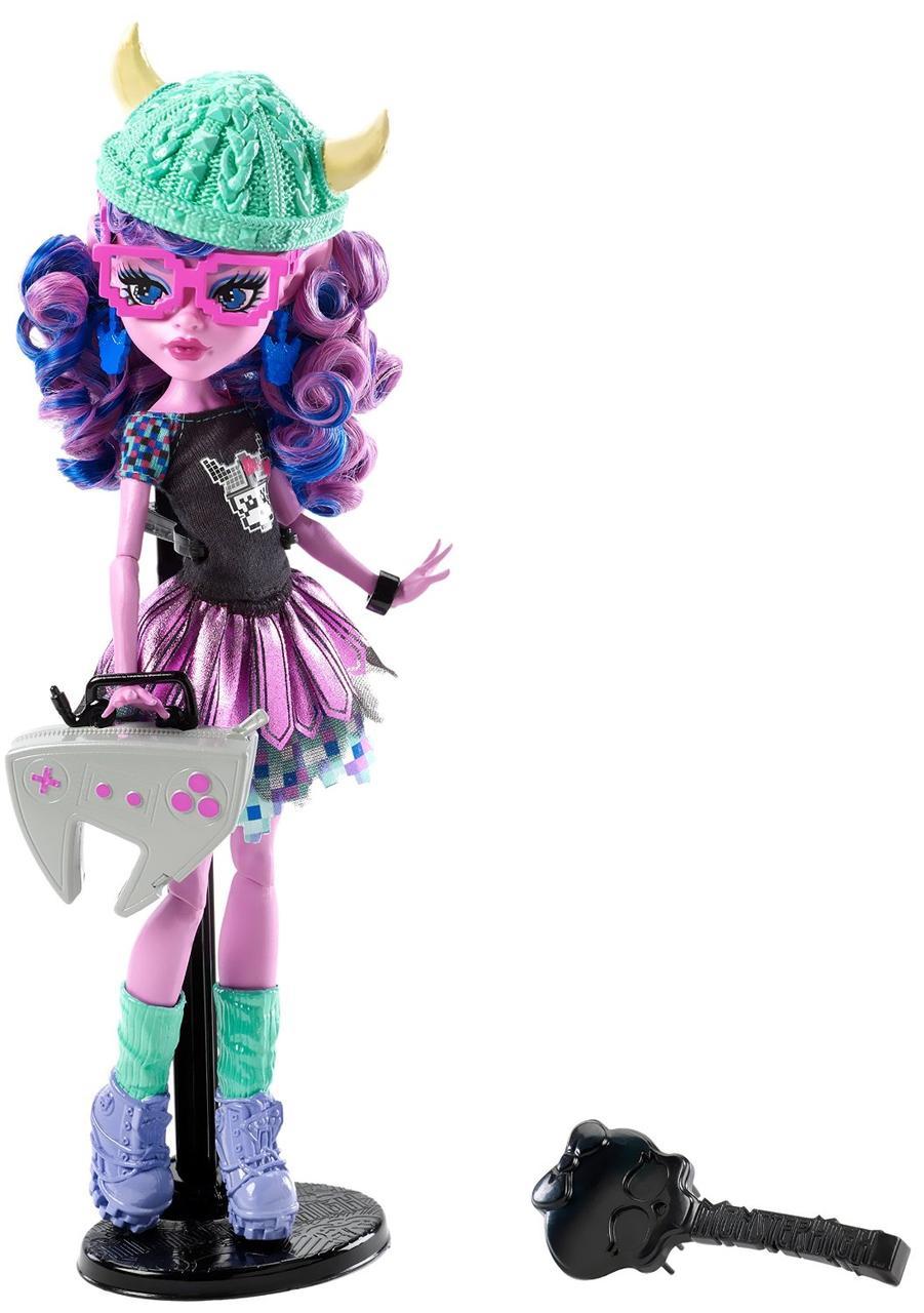 Monster High программа обмена монстрами Kjersti Trollson Кьерсти Троллсон