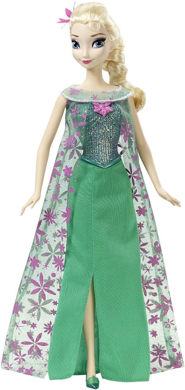 Disney Frozen поющая Эльза Fever Singing Elsa