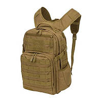 Тактическая EDC сумка-рюкзак однолямочная, с отделением под пистолет. Цвета: олива, койот, чёрный, мультикам, фото 1