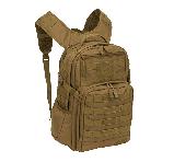 Тактическая EDC сумка-рюкзак однолямочная, с отделением под пистолет. Цвета: олива, койот, чёрный, мультикам, фото 4