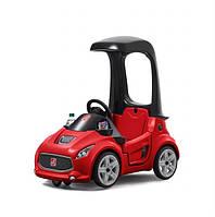 Детская машинка-каталка Step2 Turbo Coupe Foot-to-Floor
