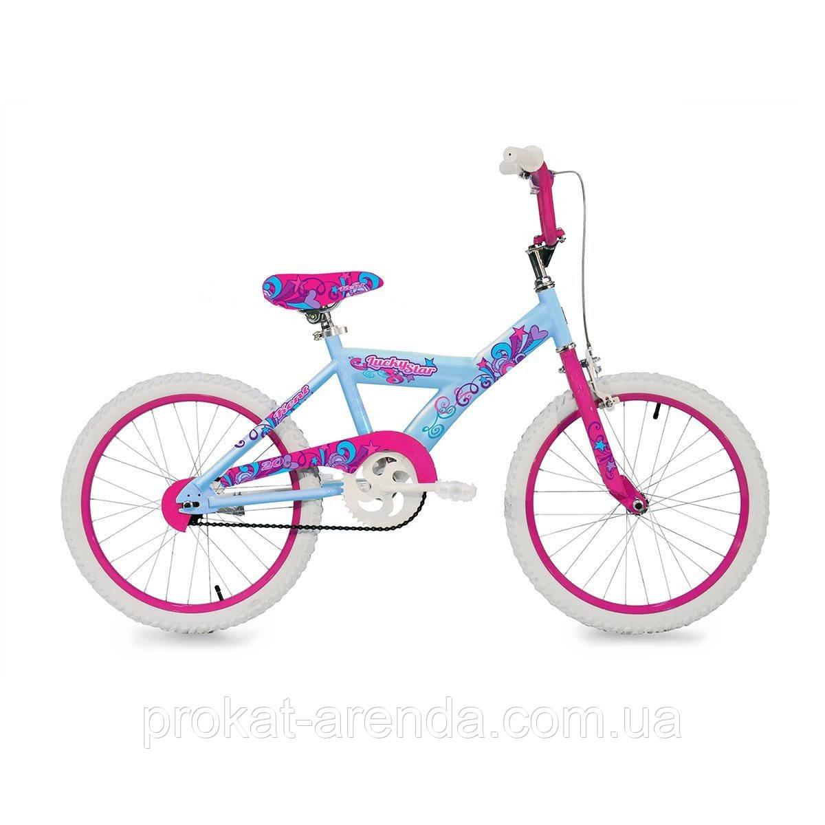 """Детский двухколесный велосипед """"Splint"""" 20 дюймов"""