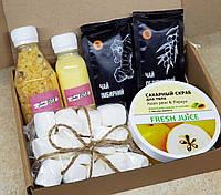 Подарочный набор с ароматным чаем, подарок любимой девушке, женщине, жене, подруге, сестре, маме, бабушке