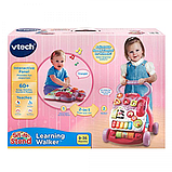 VTech ходунки - игровой центр Sit-to-Stand Learning Walker - Pink, фото 4
