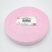 Трикотажная пряжа Barwa в роликах, цвет Светло Розовый