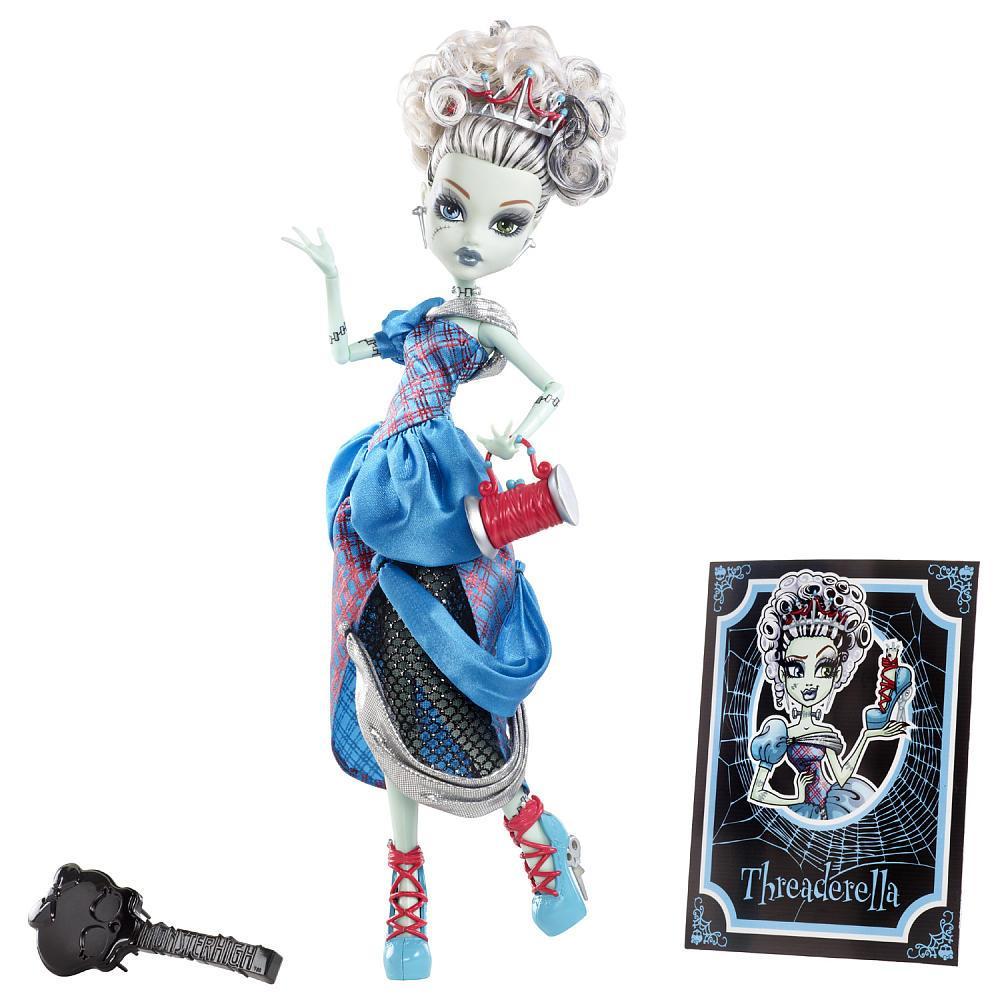Monster High страшные сказки Фрэнки Scary Tales Frankie Stein