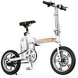 Электровелосипед AIRWHEEL R5T 214.6WH (белый), фото 3
