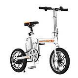 Электровелосипед AIRWHEEL R5T 214.6WH (белый), фото 10