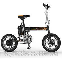 Електровелосипед AIRWHEEL R5T 214.6 WH (чорний)