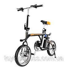 Електровелосипед AIRWHEEL R3+ 214.6 WH (чорний)