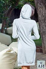 Спортивное платье с капюшоном, фото 3