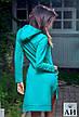 Спортивное платье с капюшоном, фото 4