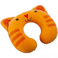 Надувной подголовник Intex 68678 Kidz Travel Pillows Оранжевый int68678-2, КОД: 1142994