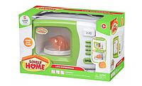 Игровой набор Same Toy Lovely Home Микроволновая печь 3214AUt