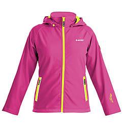 Куртка Hi-Tec Iker JR Carmine 158 Розовая 5901979176992CR-158, КОД: 260629