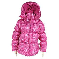 Дутая демисезонная куртка Pidilidi 98 см 889 Фиолетовый hubRfsS46695, КОД: 1143043