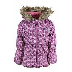 Дутая демисезонная куртка Pidilidi Puffy 116 см 1010-03 Фиолетовый hubdbdB51355, КОД: 1143080