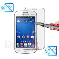 Защитное стекло для экрана Samsung Galaxy Star Advance G350 твердость 9H, 2.5D (tempered glass)