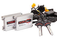Комплект ксенона rVolt slim 35W 9-16V Zax ceramic HB3 9005 4300K, КОД: 147956