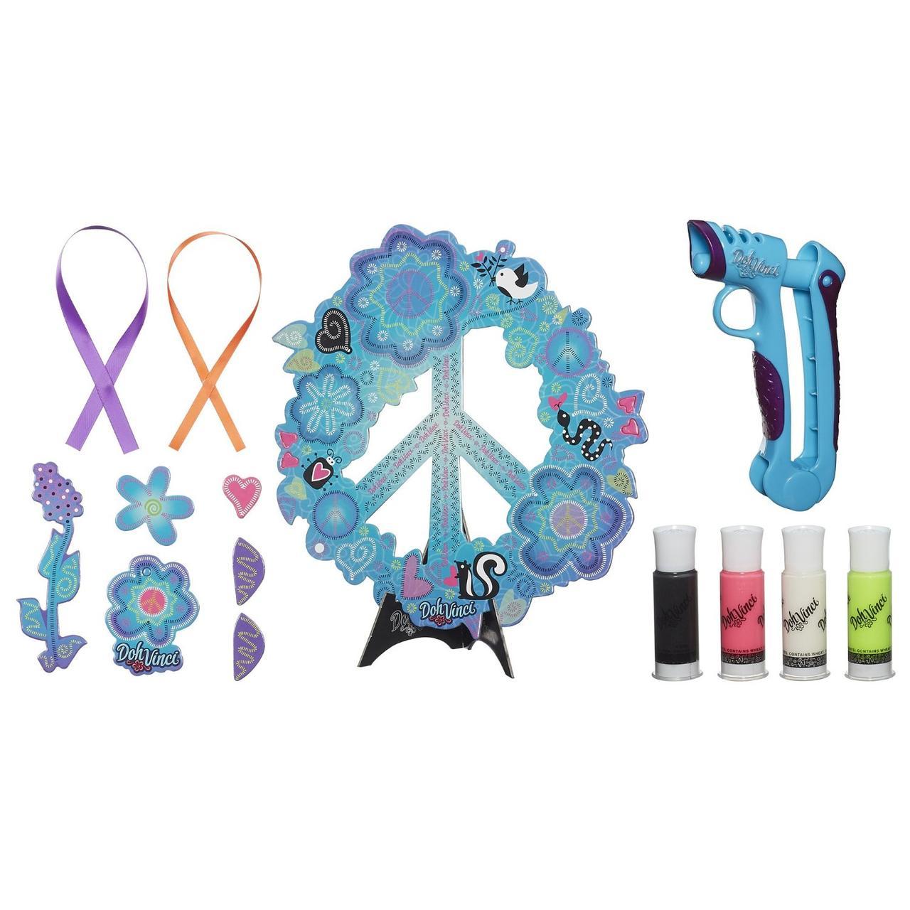 Play doh Набор для творчества Hasbro DohVinci Символ мира