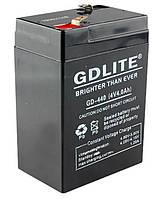 Аккумулятор GDLITE GD-440 4V 4.0Ah для весов фонарей игрушек