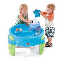 Развивающий столик для игры с водой Step2 Arctic Splash Water Table