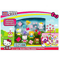 Конструктор Mega Bloks Hello Kitty Хелоу Китти Thomas Tracy Fun 10974