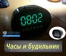 Качественный ФМ Радиоприемник NS, качественный радиоприемник,фм радио,часы,будильник, фм радиоприемник,NS Q52,, фото 2