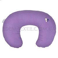 Подушка для кормления Идея Равлик, Фиолетовый, 55х37