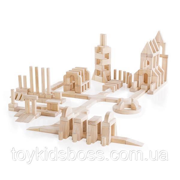 Набор строительных блоков Guidecraft Unit Blocks, 218 шт. (G2151)
