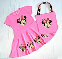 Платье на девочку на 3-4 , 4-5 , 5-6 , 7-8, 9-10 лет (3456)