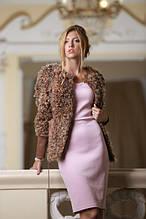 Куртки зимові з НАТУРАЛЬНОГО ХУТРА natural real fur and leather winter jackets