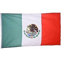 Флаг Мексики 90х150см