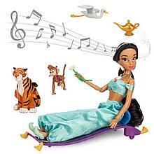 Princess Jasmine Поющая принцесса Жасмин Deluxe Singing Doll